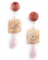 Cameo Bosco earrings – Bee and Flower