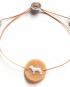 Cameo Dog bracelet – Bulldog
