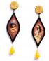 Opera earrings – Ballo in maschera