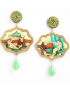 Circo earrings – Domatrice (Tamer)