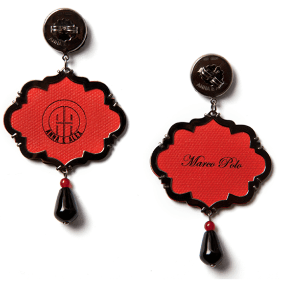 Anna e Alex, arte miniature, marco polo, cina, OMP6, retro