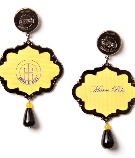 Anna e Alex, arte miniature, marco polo, dogaressa, OMP1, retro