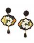 Orecchini Marco Polo –  Fiore di loto