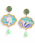 Marina Decò earrings – Conchiglia (Seashell)