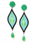 Seduzione Decò earrings – Frog