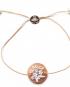 Cameo charm bracelet – Hawthorn