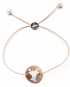 Cameo charm bracelet – Deer