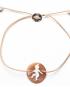 Cameo charm bracelet – Garden gnome