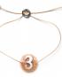 Bracciale Cammeo Charm – Numero tre