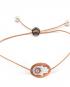 Cameo charm bracelet – Fatima's hand