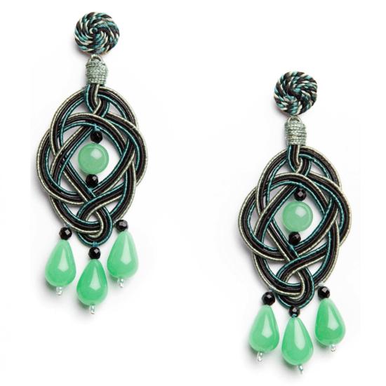 Ellisse earrings