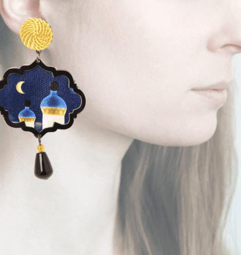 Profile, Anna e Alex, arte miniature, marco polo, venezia, OMP1.