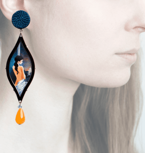 Profile, Anna e Alex, arte miniature, opera, boheme, OPR2