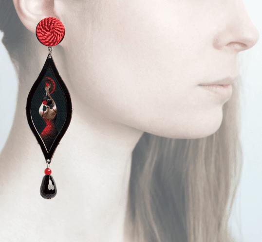 Profile, Anna e Alex, arte miniature, opera, carmen, OPR1