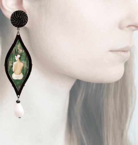 Profile, Anna e Alex, arte miniature, opera, traviata, OPR4.