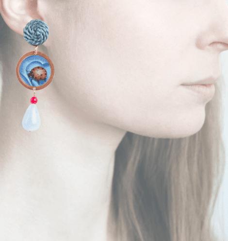 Profile, Arte miniature, Bosco, ladybug, OBO3