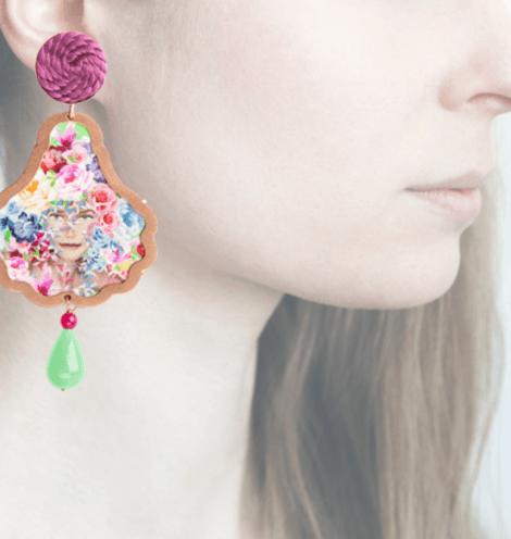 Profile, Arte miniature, le quattro stagioni, primavera, OSTA1