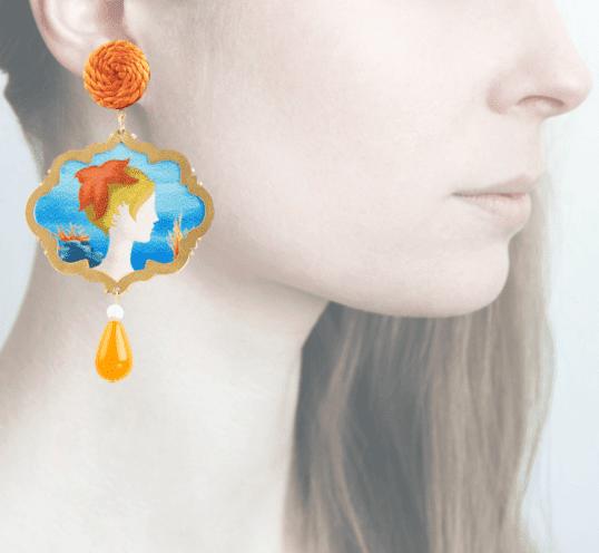 Profile, Arte miniature, marina deco, stella, OMRD2