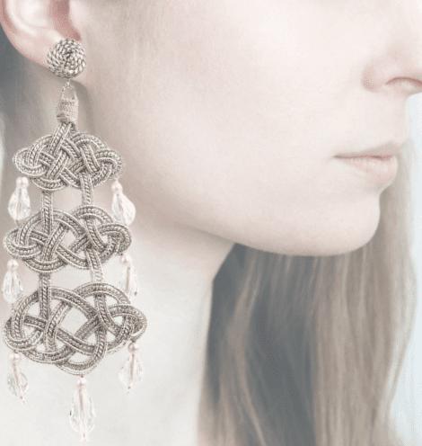 Profile, Passamaneria, campana, argento, OCAD2