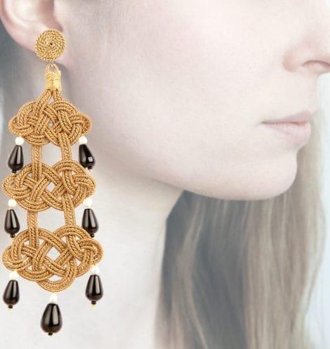 Profile, Passamaneria, campanadeco, oro, OCAD1