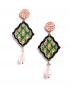 Minimosaico earrings
