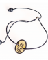 Lava e Oro bracelet – Fatima' s hand