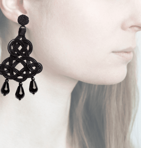 Profile, passamaneria, chandelier, OCHAA1