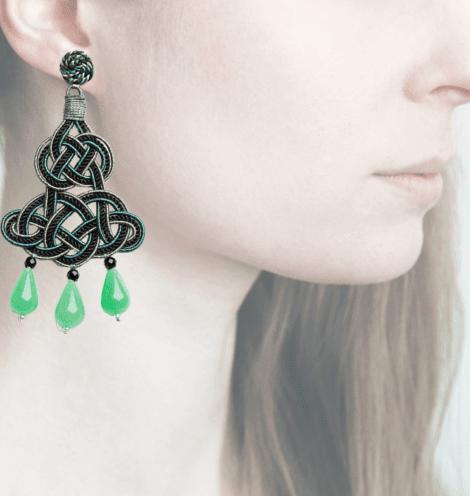 Profile, passamaneria, chandelier, OCHAA3