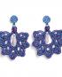 Foglia earrings