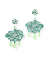 Lanterna Decò earrings
