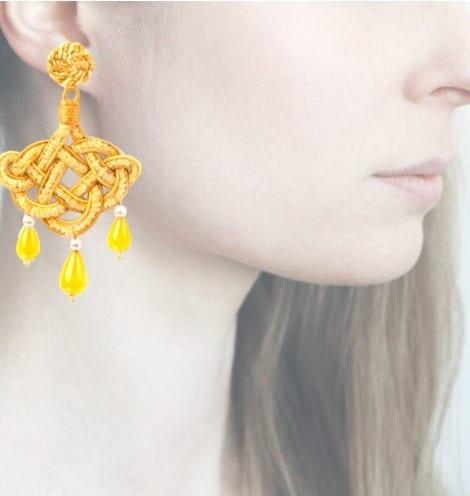 Profile, lanterna yellow