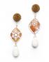 Winterland earrings – Snowflake