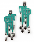 Labirinto Decò earrings
