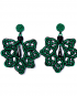Foglia earrings