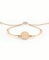 Cameo charm bracelet – Peace