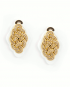 Regina Bianca Earrings Small