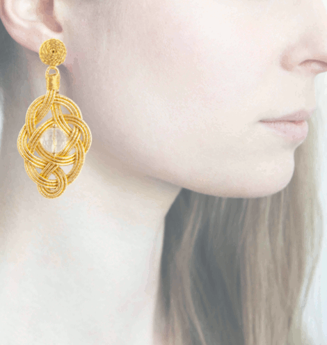 Profile, Anna e Alex, Gold Collection, Ellisse, OEGC1
