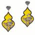 Giardino Earrings – Yellow