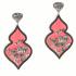 Giardino Earrings – Pink