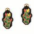 Orecchini Brasile – Fiore