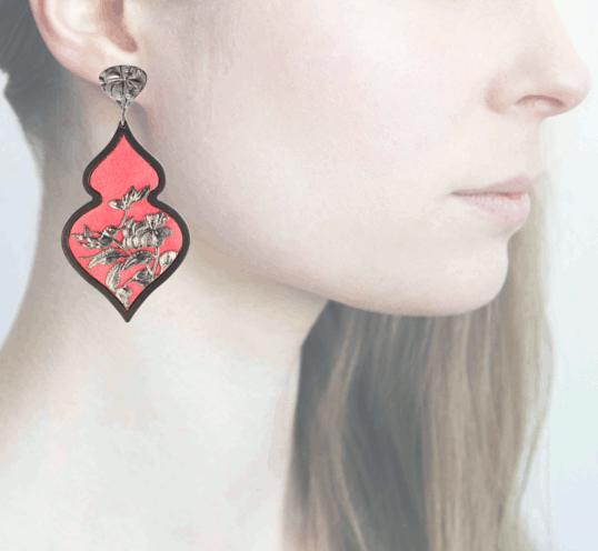 Profile Anna e Alex, arte miniatura, resina e argento, ORBIRD14