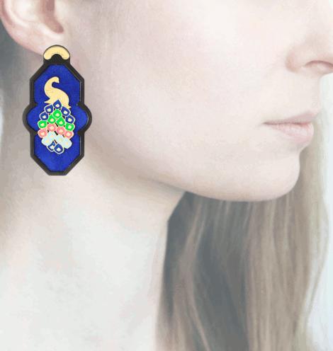 Profile, Anna e Alex, arte miniature, resina, smalto, ORBRA11