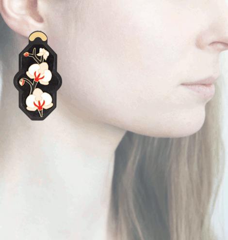 Profile, Anna e Alex, arte miniature, resina, smalto, ORBRA2