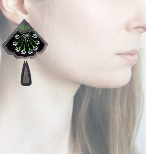 Profile, Anna e Alex, arte miniature, resina, Stella Betlemme, OVFD6.