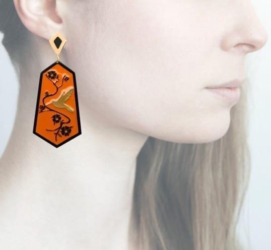 Profile Anna e Alex, arte miniature, resina, smalto, ORCOL2
