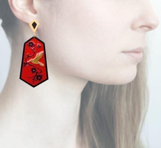 Profile Anna e Alex, arte miniature, resina, smalto, ORCOL3