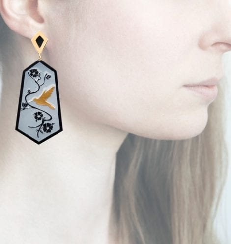Profile Anna e Alex, arte miniature, resina, smalto, ORCOL4