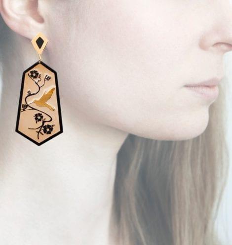 Profile Anna e Alex, arte miniature, resina, smalto, ORCOL7