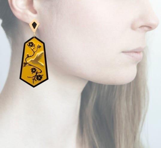 Profile Anna e Alex, arte miniature, resina, smalto, ORCOL9