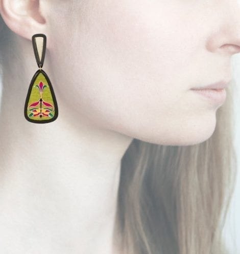 Profile Anna e Alex, arte, miniature, resina, smalto, verde acido, ORLIB11